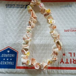 Vintage shell necklace